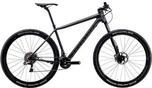 cannondale F29 Black Inc